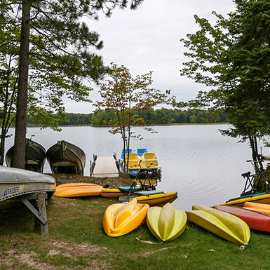 Boats, Canoes, Kayaks, Paddle Boats and More
