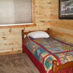 cabin 7 twin bed