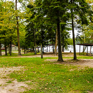 Lakeside Camp Sites