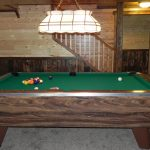 North Woods Vacation Home lower walk out level. enjoy free pool.