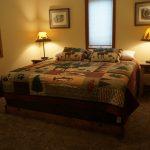 Eagle Trail main level King Bedroom